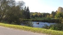 Rivière l'Assomption, près de la halte routière
