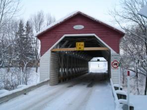 Pont Grandchamp à Sainte-Geneviève-de-Berthier