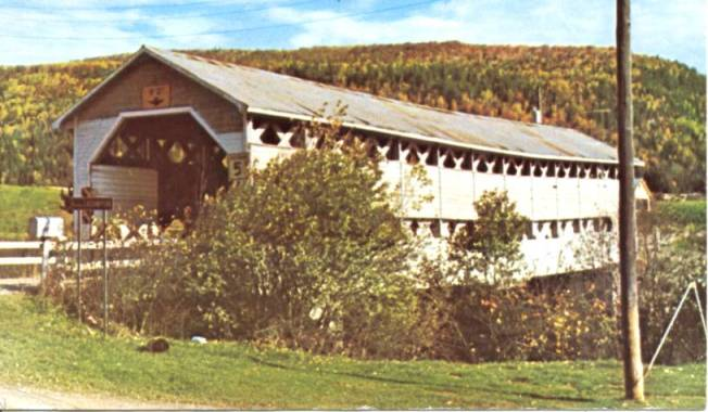 Crédit photo : Comité Historique de Saint-Côme