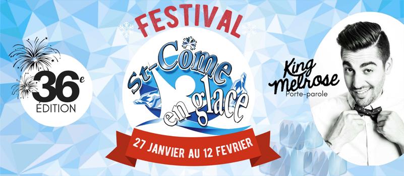Festival Saint-Côme en Glace 2017 -