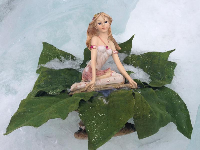 modèle sculpture Annie-Ève Larochelle