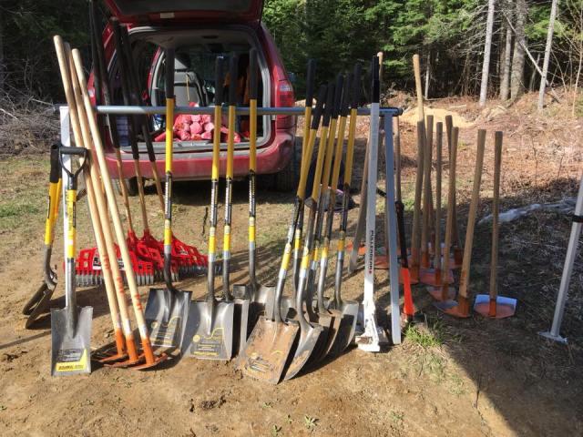 Les outils - Vélo de montagne Plein Air Lanaudière