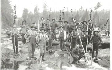 Draveurs vers 1915