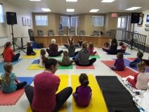 Yoga - Parent et enfant
